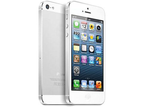 アップルの携帯電話