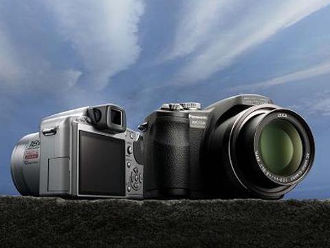 望遠カメラ