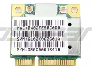RealTek RTL8191se RT8191SU Wireless Wifi Card WLAN Half Mini PCIe 802.11n Module Device